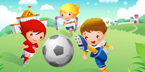 дети картинки спортивные